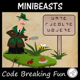 Minibeasts - Code Breaking Fun