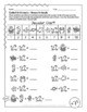 Coded Arithmetic Addition - 13 puzzles practicing addition facts 1 to 10