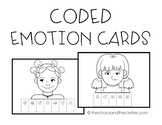 Coded Emotions Cards