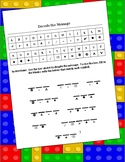 Coded Message Activity