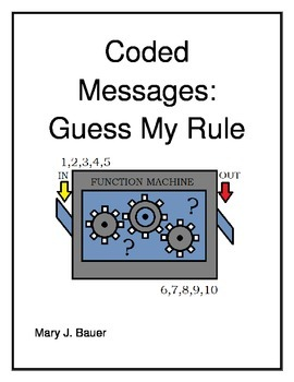Coded Messages: Guess My Rule