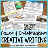 Codes and Codebreakers - Creative Writing from Nonfiction