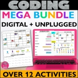 Coding BUNDLE Digital & Unplugged