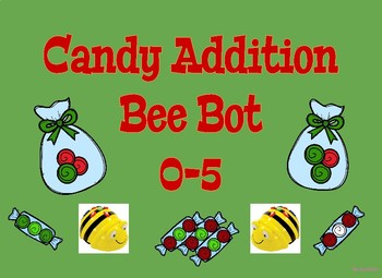 Coding Bee Bot Candy Addition 0-5