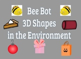 Coding Bee Bot Shapes in the Environment