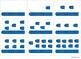 Coding Bee Bot Snowman Base Ten 10-40