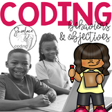 Coding Behaviors & Objectives
