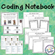 Coding Bundle {Hour of Code Resources- Notebook, Vocabulary, Activities, & More}