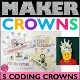 HOUR OF CODE Activities Crowns