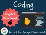 Coding - Digital Breakout! (Escape Room, Scavenger Hunt)