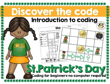 Coding: Discover the Code-St.Patrick's Day