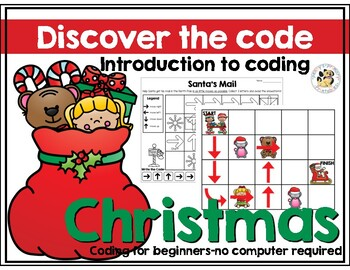 Coding: Discover the code-Christmas