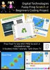 Coding For Beginners Bundle Scratch Jr Fussy Frog Project & Debugging Challenges