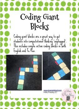 Coding Giant Blocks