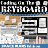 Coding & Keyboarding Practice:  12 May 4th Challenges - Di