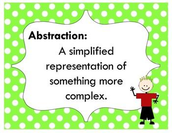 Coding Kids Vocabulary Cards