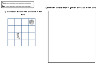 Coding Mazes 2, with cut out code!