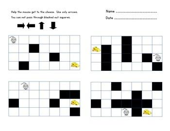Coding Mazes