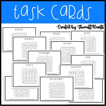 Unplugged Coding Mazes