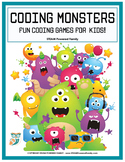 Coding Monsters - Fun Coding Games For Kids (Screen Free)