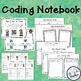 Coding Notebook: Worksheets, Signs, and Bookmarks for the Hour of Code & Beyond!