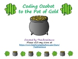 Coding Ozobot to the Pot of Gold