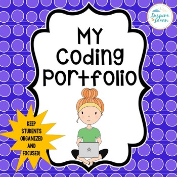 Scratch Programming Distance Learning- Student Coding Portfolio