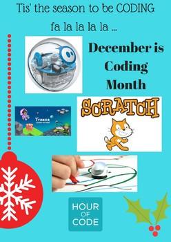 Coding Poster for December