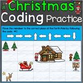 Coding Practice Christmas Computer Programming Code Practi