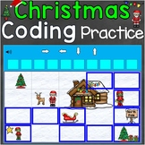 Coding Practice Creating Code Christmas Computer Programmi