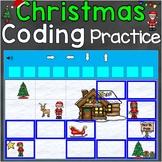Coding Practice Creating Code Christmas Computer Programmi