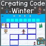 Coding Practice Creating Code Winter Computer Programming