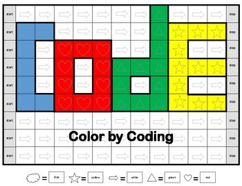 Color by Coding