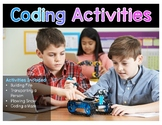 Coding Robot Activities Set 1