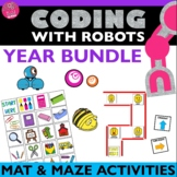 Coding and Robotics Activity Mat BUNDLE