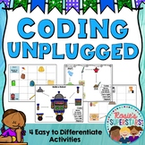 Coding Unplugged ~ Great for Hour of Code™
