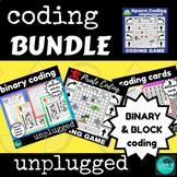 Coding Unplugged BUNDLE