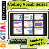 Coding Vocab Digital Breakout: Decomposing