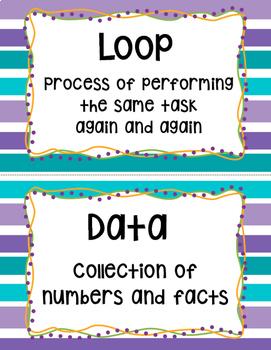 Coding Vocabulary