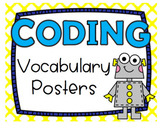 Coding Vocabulary Posters-- Over 65 Computer Science Terms!