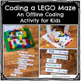 Coding a LEGO Maze - An Offline Coding Activity