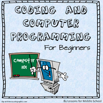 Coding and Computer Programming for Beginners