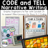 Scratch Jr Graphic Organizers for K-2
