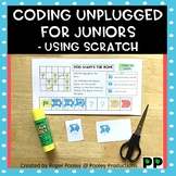 Coding Unplugged for Early Elementary – Using Scratch Jr