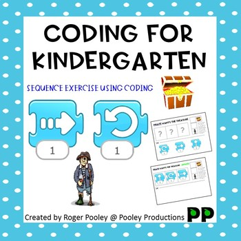 Coding for Kindergarten, teacher notes, 6pgs