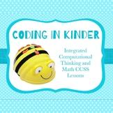 Coding in Kindergarten Using Bee Bots: Full Year of Activities