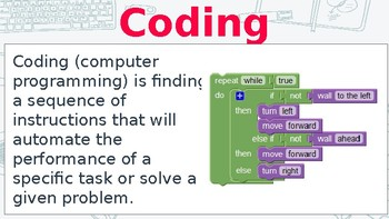 Coding in Third Grade