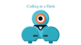 Coding in a Dash