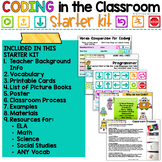 Coding in the Classroom Starter Kit (Hour of Code)