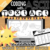 Coding with ASCII Text Art for Any Device: Summer